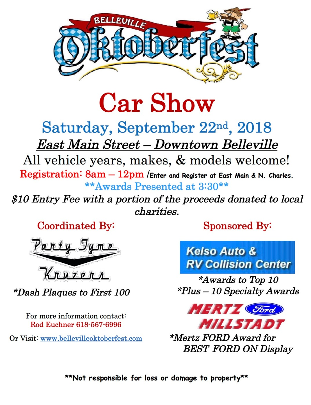 Car Show Updated Flyer