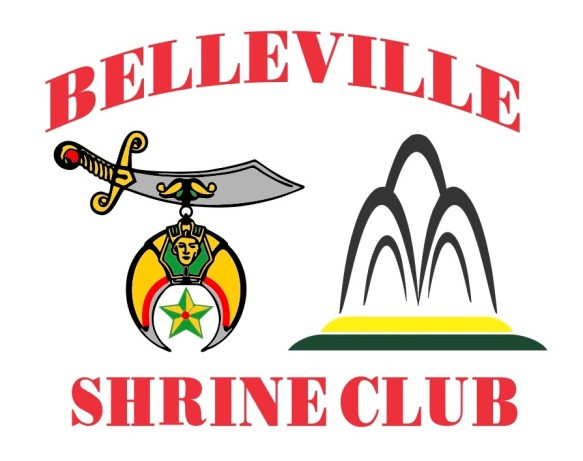 Belleville Shrine Club Logo